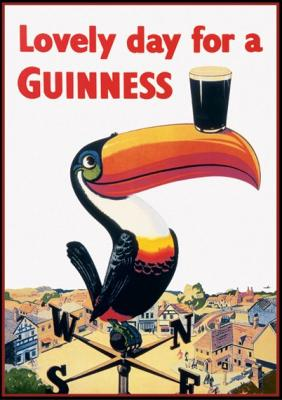Guiness On-tap served here!